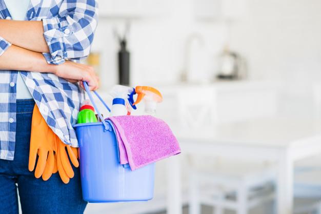 Detergenti pulizie