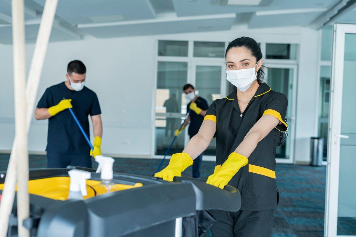 Servizi di pulizia a Milano